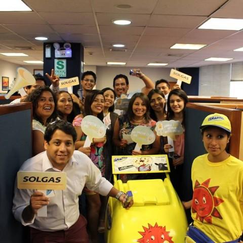 Día de la amistad empresa Solgas